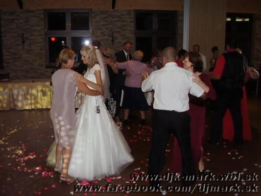 33f686188 Svadba Berek Nové Zámky 16.9.2016 | DJ na svadbu, päťdesiatku ...